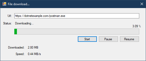 download file from url c# without webclient