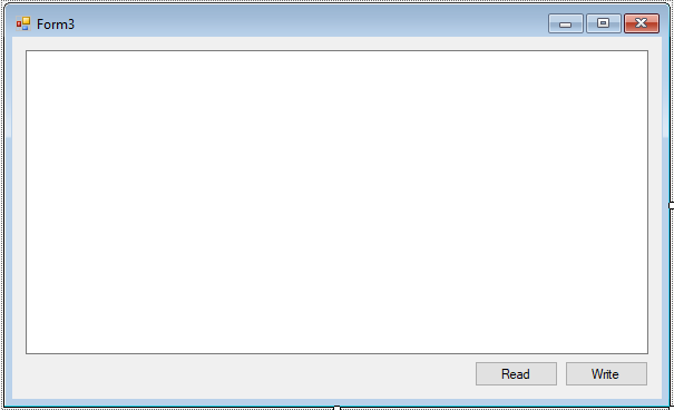 c# read write text file