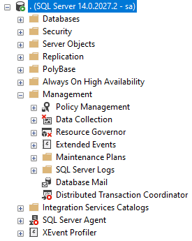 send email from sql server